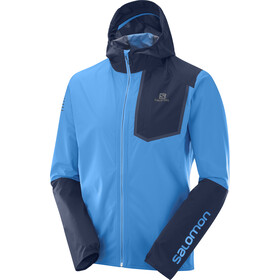 Salomon Bonatti Pro WP Jacket Herren blithe/night sky